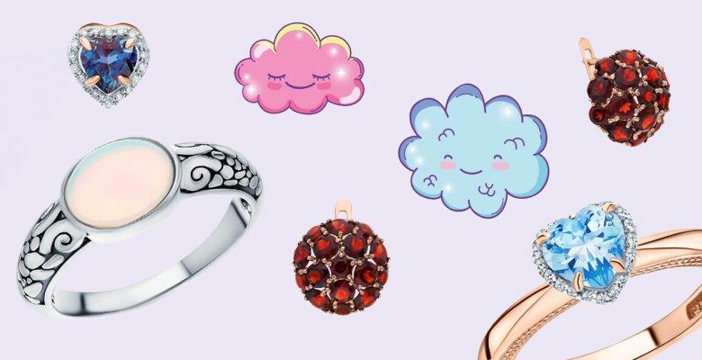 Как драгоценные камни влияют…