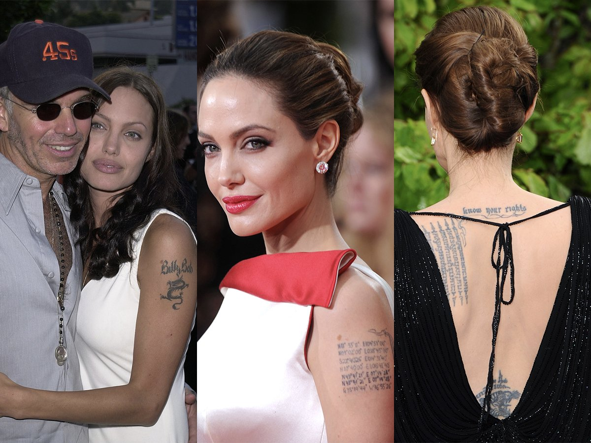 celebrity tattoos b tattooed celebrities historical - HD 1136×852