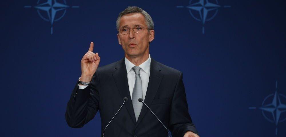 Генсек НАТО: в проработке ядерного удара по России нет элемента агрессии