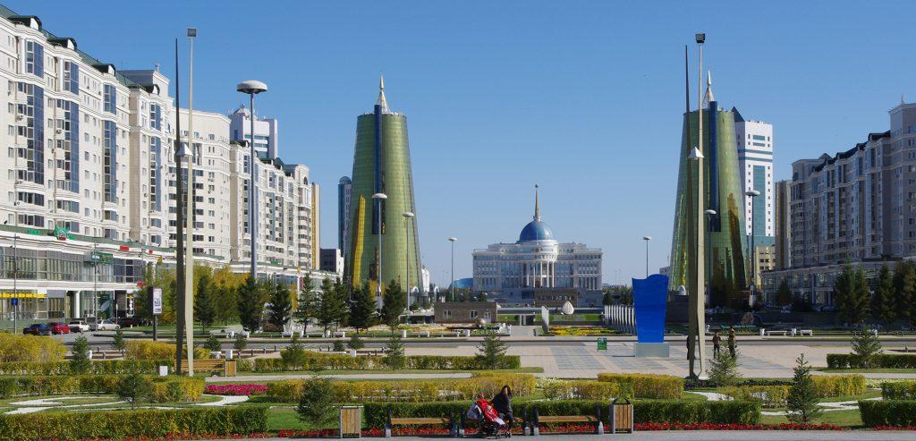 Транзит власти по-казахстанс…