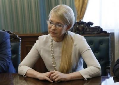 Тимошенко опять сажают: в третий раз