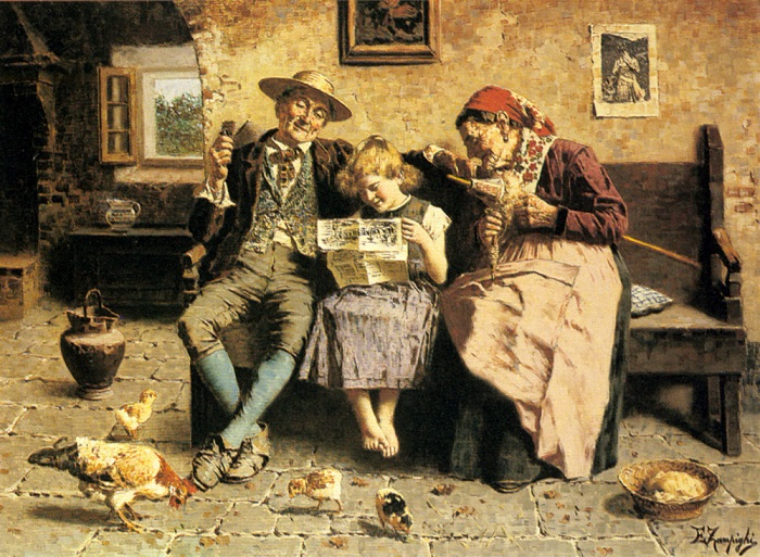 Газеты и журналы: с чего все начиналось