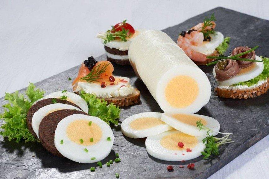 Как приготовить прямые яйца