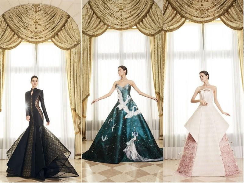 GYUNEL Haute Couture весна-лето 2018