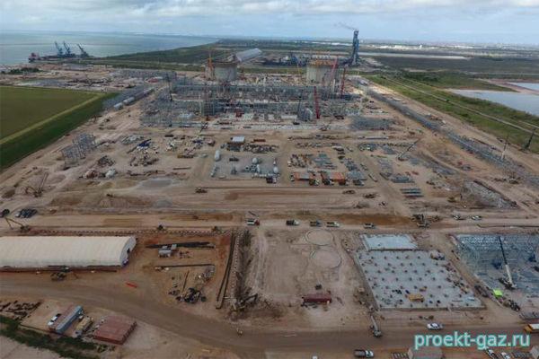 СПГ-завод Corpus Christi станет настоящим монстром