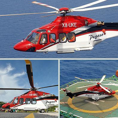В Подмосковье начали строить завод по производству итальянских вертолетов