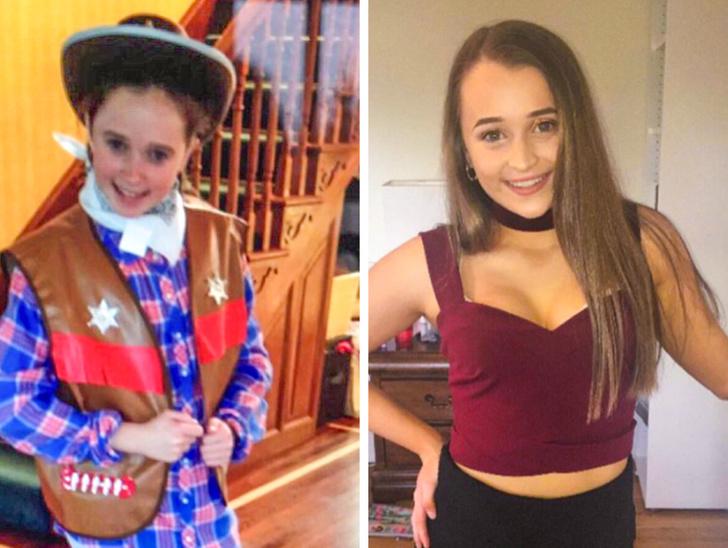 25 снимков, которые покажут всю разницу поколений воспитание