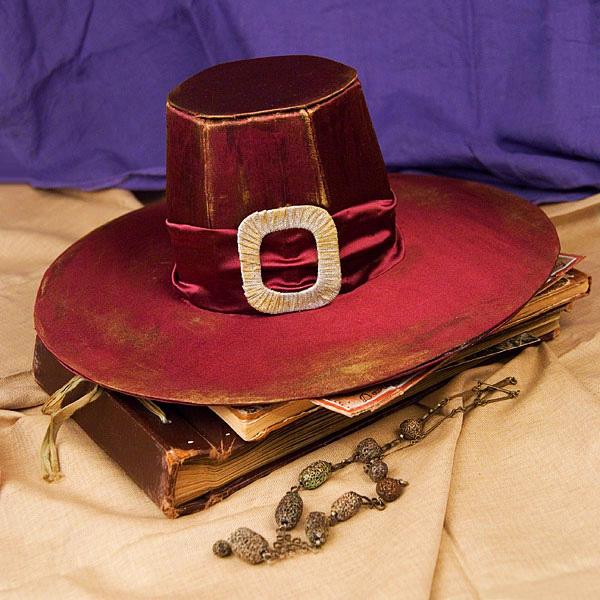 Как сделать шляпу волшебника фото 569