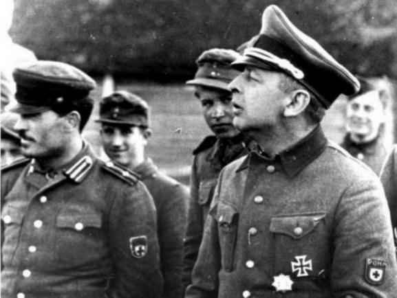 Бронислав Каминский: за что немцы расстреляли самого жестокого советского предателя