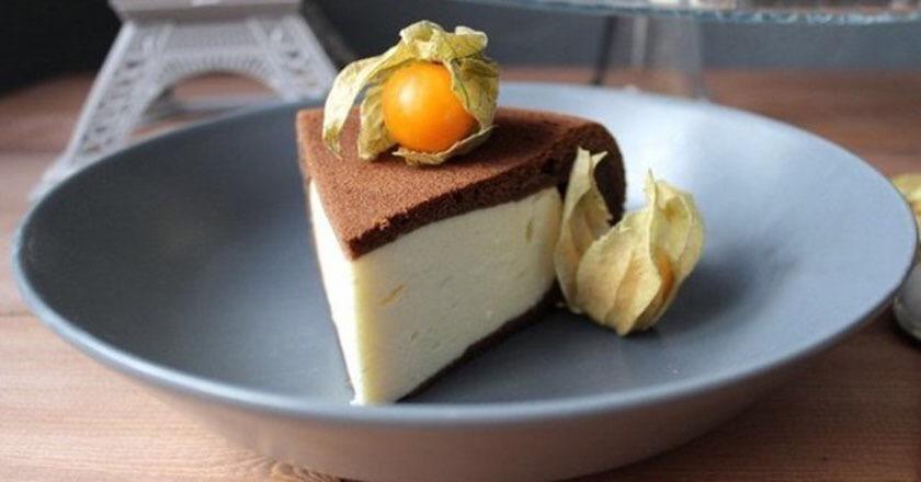 Готовим в мультиварке: восхитительный шоколадный пирог-ватрушка