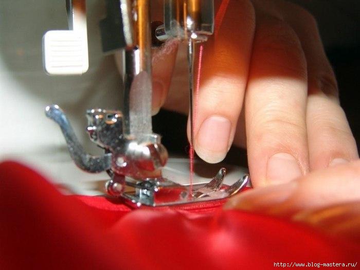 Общие ошибки при шитье