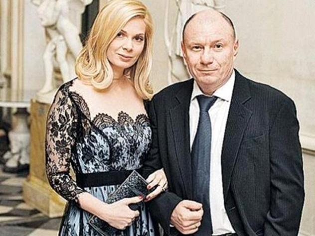 Бывшая жена Потанина требует от олигарха 850 млрд