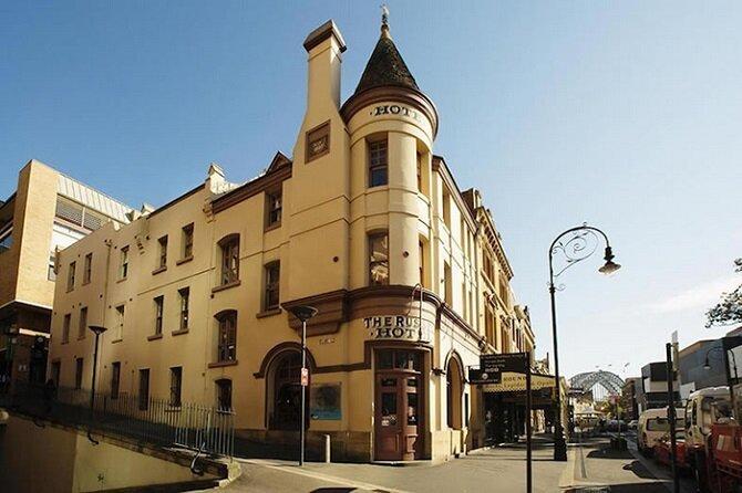 10. Отель «Рассел» – Сидней, Австралия история, привидения, факты