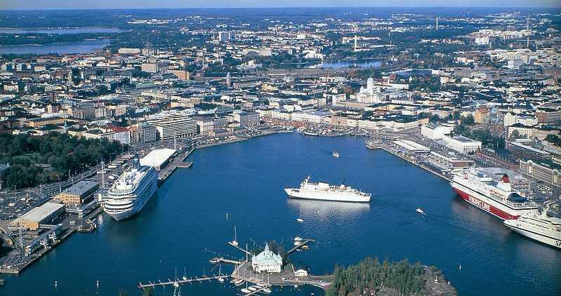 ПО ГОРОДАМ И СТРАНАМ. Хельсинки