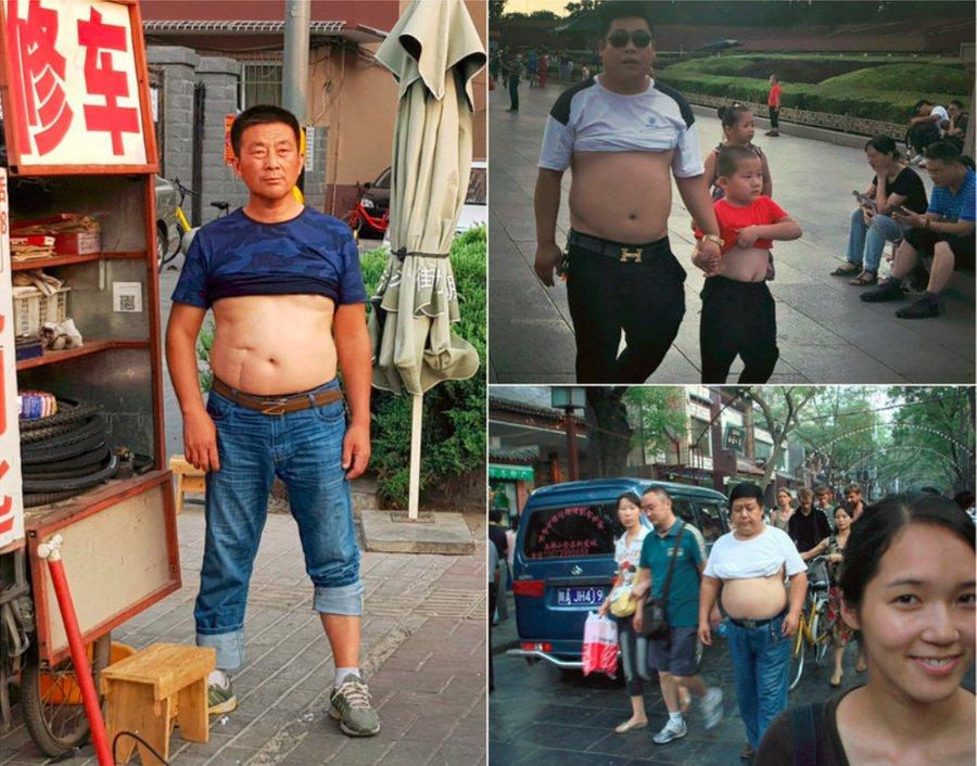 Пекинское бикини — модный ки…