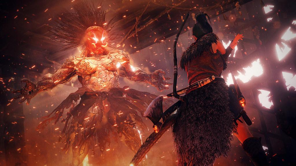 Nioh 2 окажется приквелом, затащит в Тёмное измерение и даст погладить потустороннего котика action,nioh 2,rpg,Игры