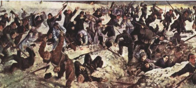 «Триста спартанцев» Центральной рады. Миф и правда битвы под Крутами