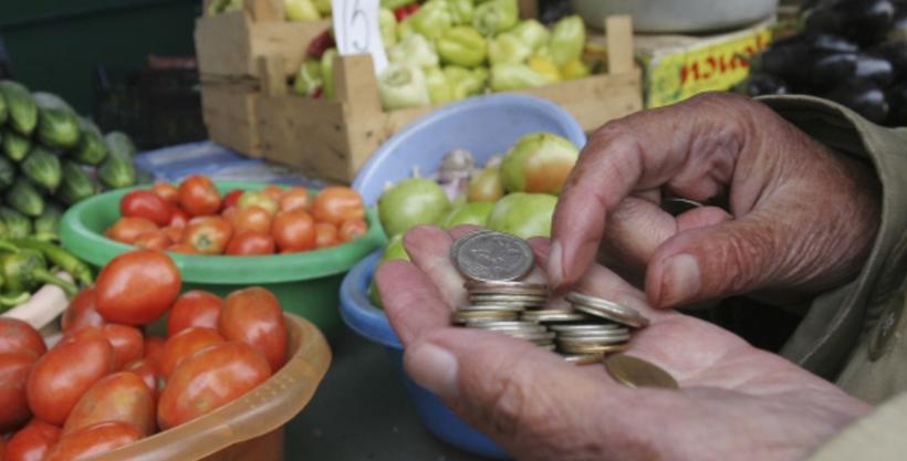 В Союзе потребителей заявили об устойчивом росте цен на продукты для бедных