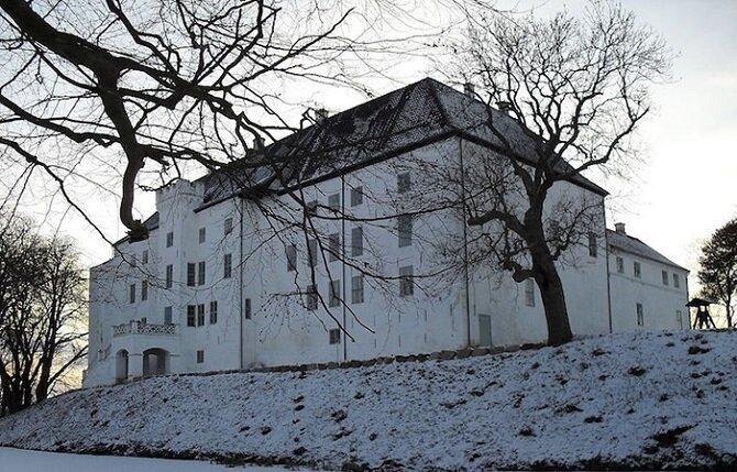 13. Отель Dragsholm Slot –Дания история, привидения, факты