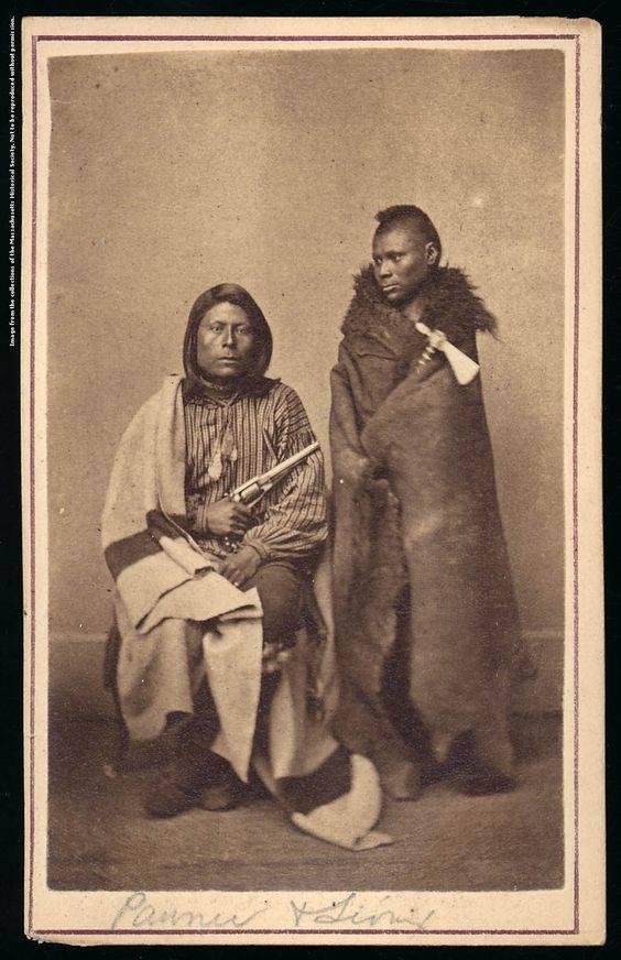 Американская армия и «индейская территория» история