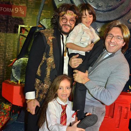 Филипп Киркоров показал фото со дня рождения дочери: дети Пугачевой и Галкина, дочь Навки среди гостей звездные дети, филипп киркоров