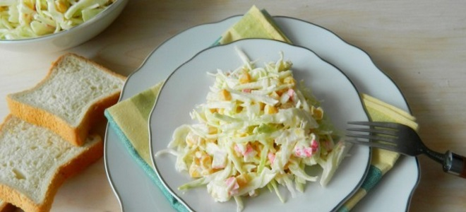 Салат из капусты — самые вку…