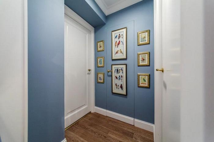 Стиль тромплей или 7 оптических иллюзий, которые помогают решить проблемы с интерьером идеи для дома,интерьер и дизайн