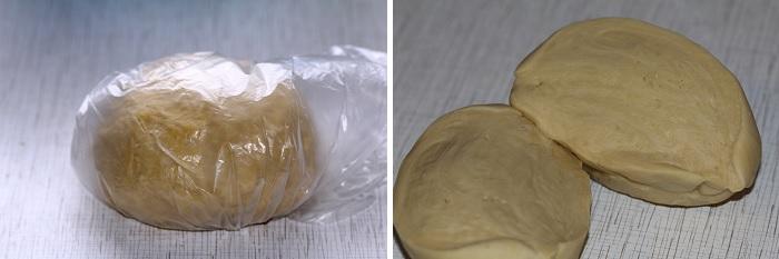 тесто для заморозки
