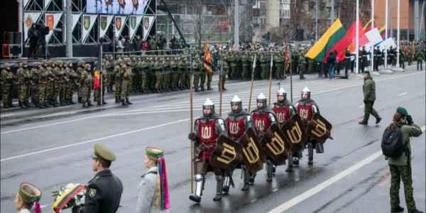 Американские СМИ оценили подготовку Литвы к войне с Россией
