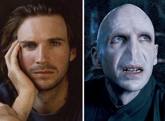 Никто не узнает: фото актеров до и после фантастического грима