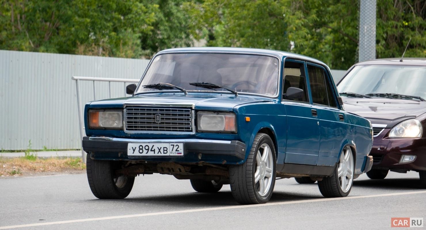 Удивительные модификации «Копейки» — ВАЗ-2101 Автомобили