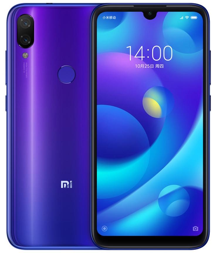Смартфон Xiaomi Mi Play за 0 оснащён процессором MediaTek Helio P35 новости