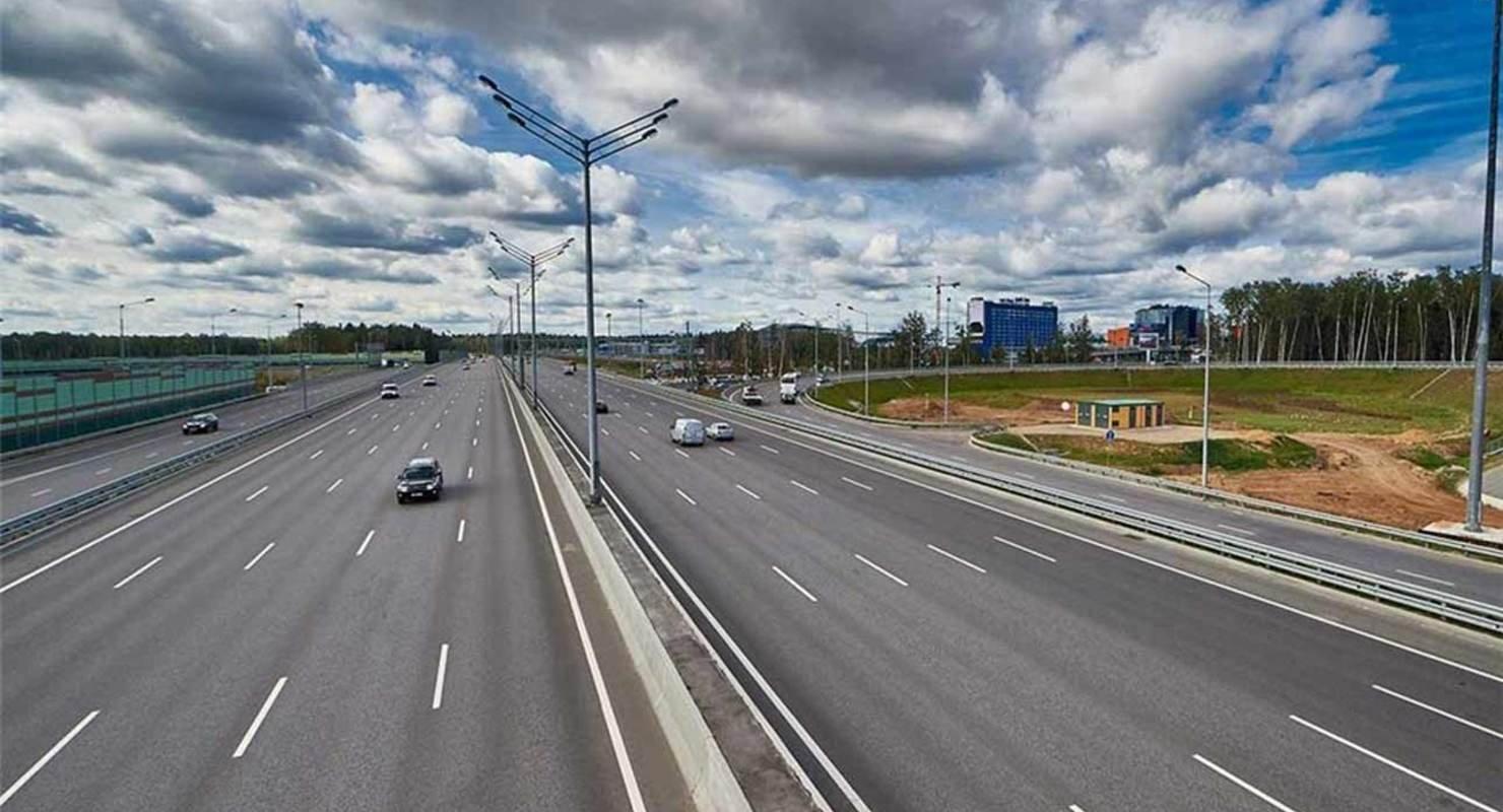 На трассе «Нева» увеличат количество участков с лимитом в 130 км/час Автомобили