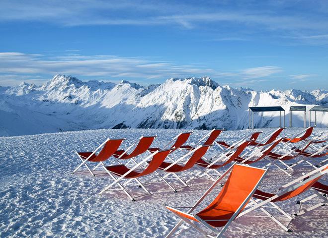 Ишгль — нестареющая классика горнолыжного отдыха