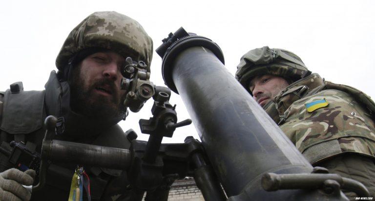 Киевские боевики на Донбассе истребляют друг друга