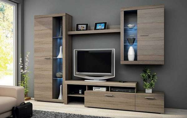 мебель в гостиную в современном стиле, фото 8