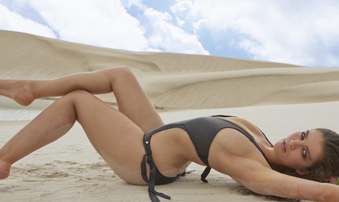 Наташа Барнард: яркое зимнее солнце девушки, наташа барнард