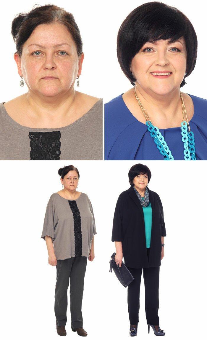 Татьяна, 53, пенсионер Стиль, красиво, красота, макияж, преображение, стилист