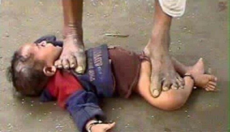 Геноцид мусульман буддистами в Мьянме – Фото 18+