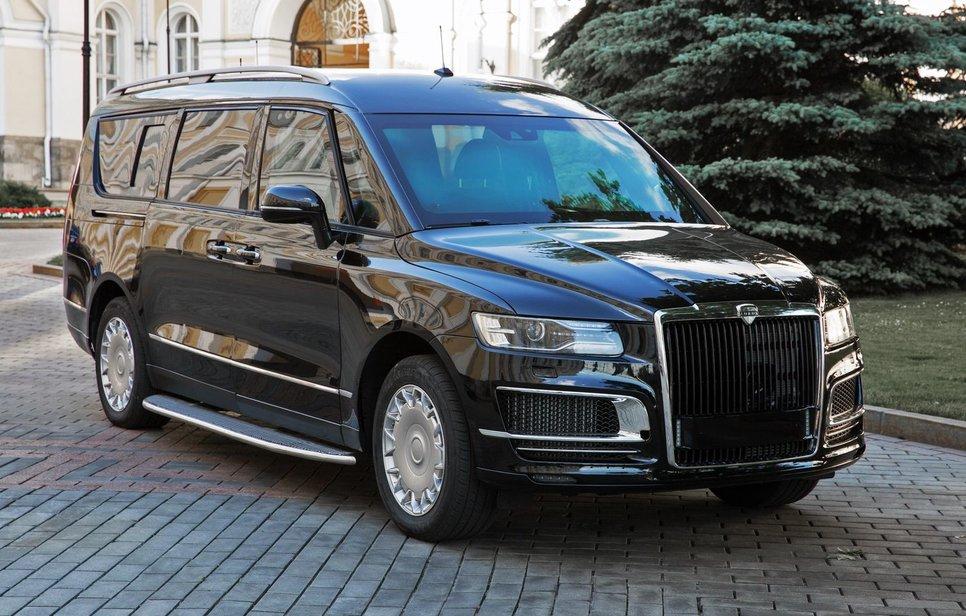 «Зверь» Путина, или Кремль на колесах. Что пишут про Aurus на Западе? Aurus Senat L700