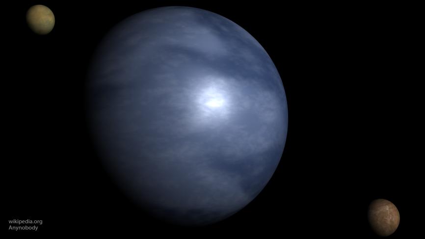 Ученые: «Планета икс» может оказаться скоплением комет