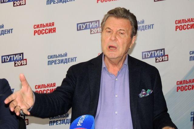 Лев Лещенко в субботу был экстренно госпитализирован