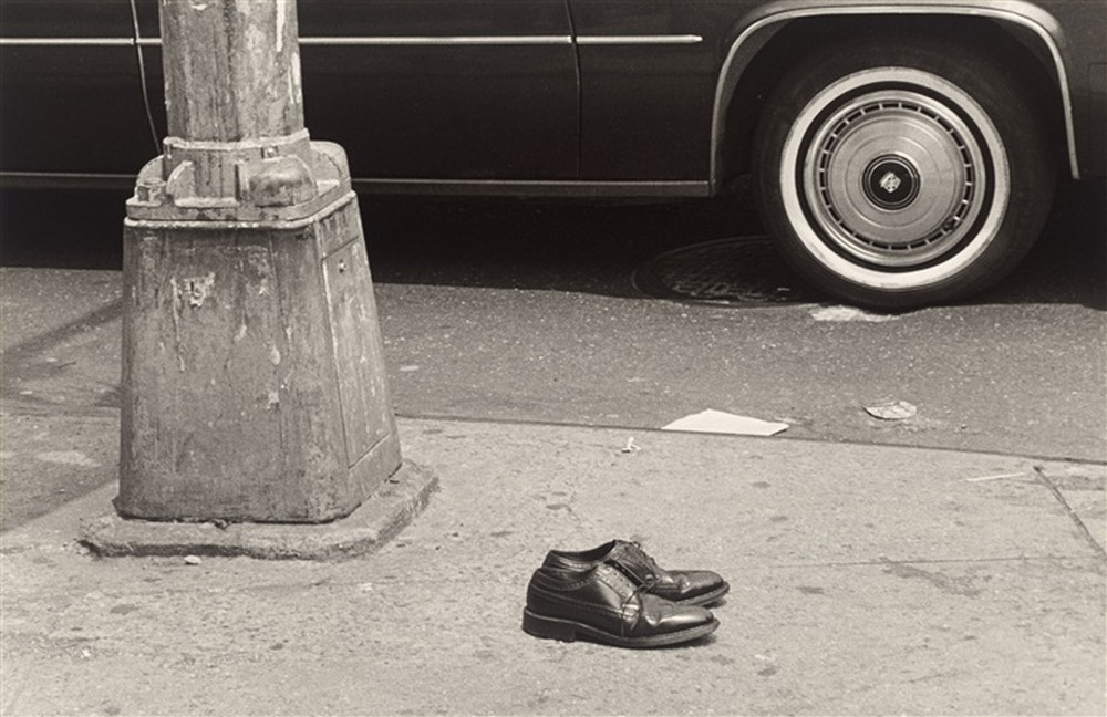 Уличная жизнь Нью-Йорка с 1930-х до 80-х годов в фотографиях Элен Левитт 49