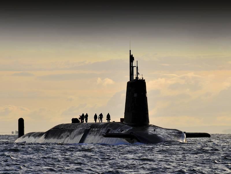Британский флот вооружат американскими ядерными боеголовками вмф