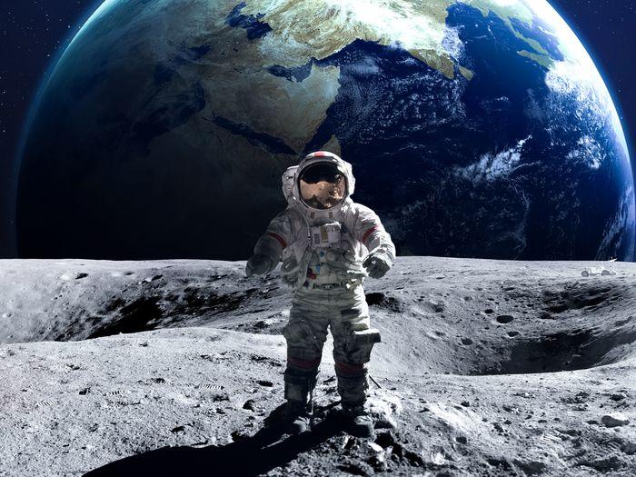 Нормативы для космонавтов