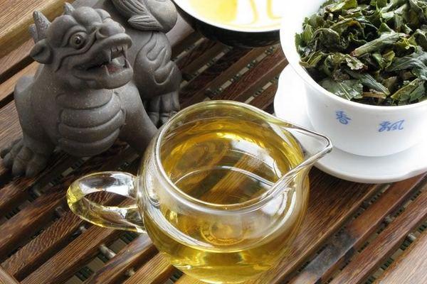 Чай улун с имбирем для похудения