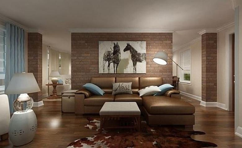 7 способов декорирования стен