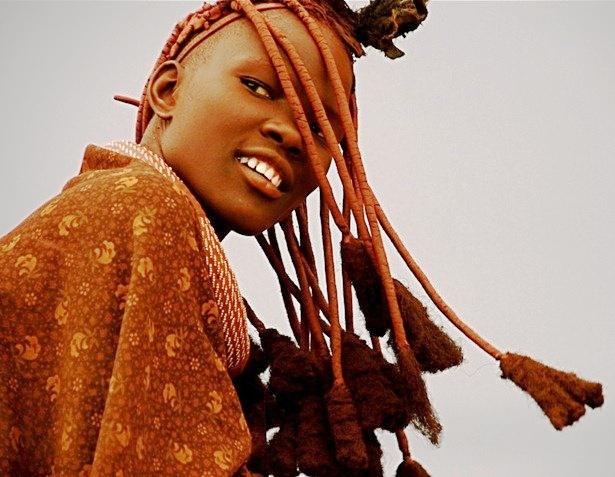 Первые красавицы Африки  — женщины народа химба