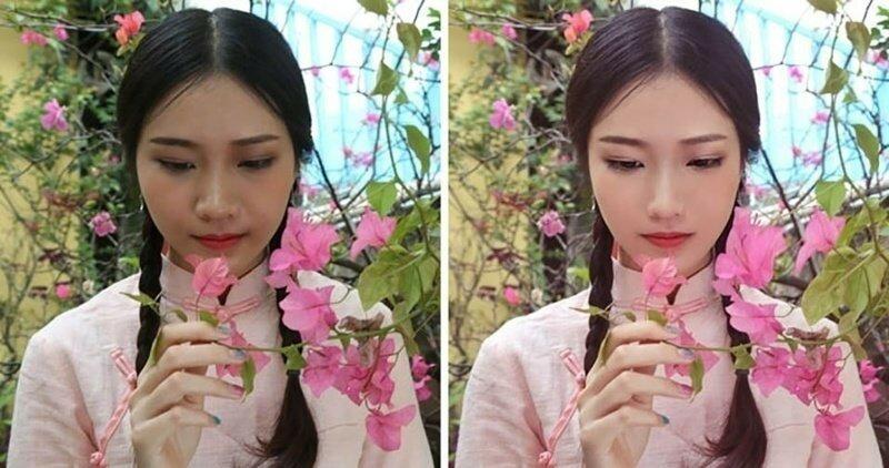 20 доказательств того, что нельзя верить фотографиям азиатов азиаты, до и после, обман, прикол, фото, фотошоп, юмор