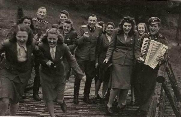 Женское лицо Третьего Рейха или нужно ли пересмотреть результаты